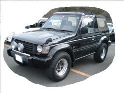 Mitsubishi Pajero J-Top