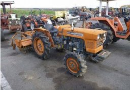 Kubota Tractor used car