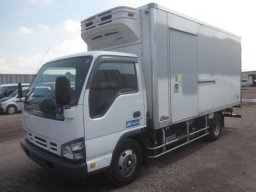 Isuzu ELF FREEZER TRUCK