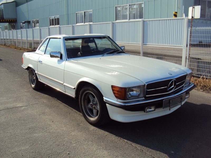 Mercedes Benz Sl280 1984 Used For Sale