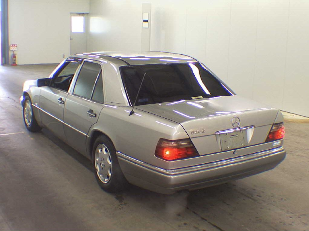 Mercedes Benz E280 1995 Used For Sale