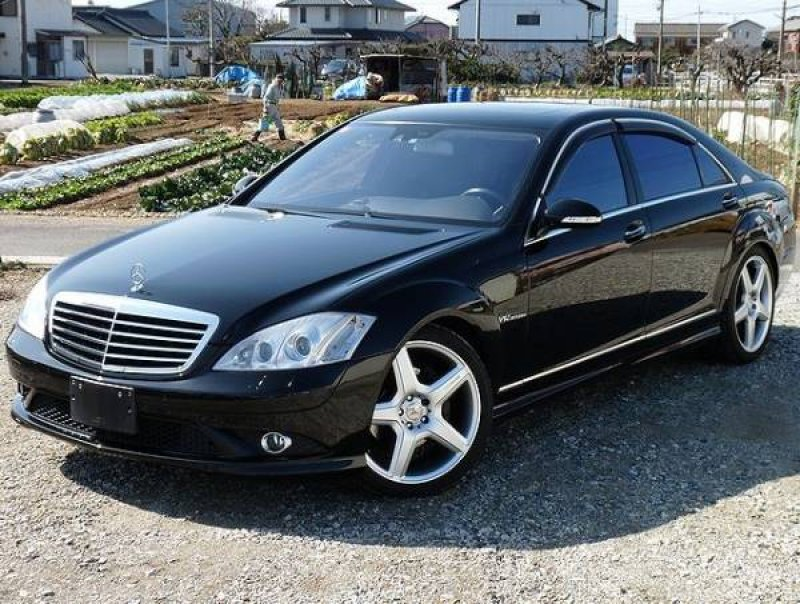 mercedes benz s class s550l amg 2006 used for sale. Black Bedroom Furniture Sets. Home Design Ideas