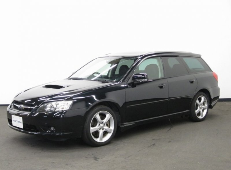 subaru legacy touring wagon 2 0gt 2005 used for sale. Black Bedroom Furniture Sets. Home Design Ideas