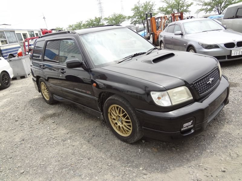 Subaru Forester Stb Sti 2000 Used For Sale