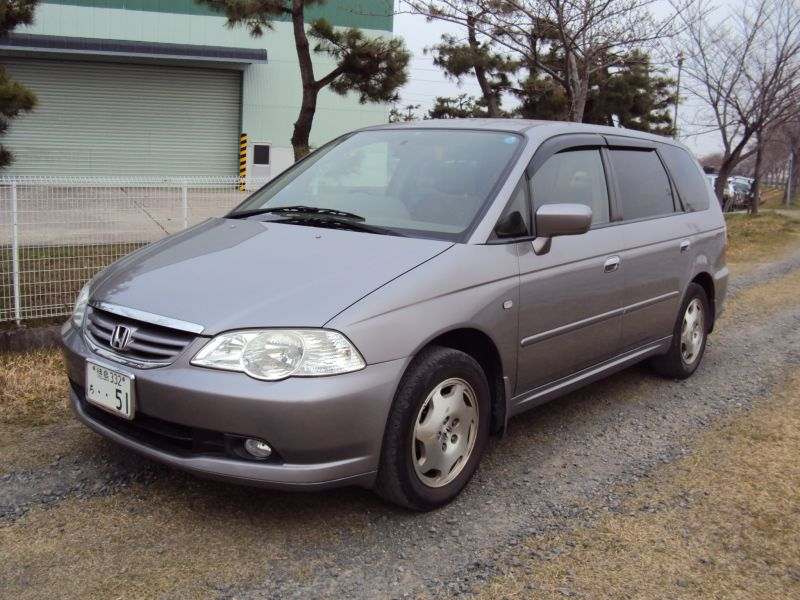honda odyssey l 2003 used for sale. Black Bedroom Furniture Sets. Home Design Ideas