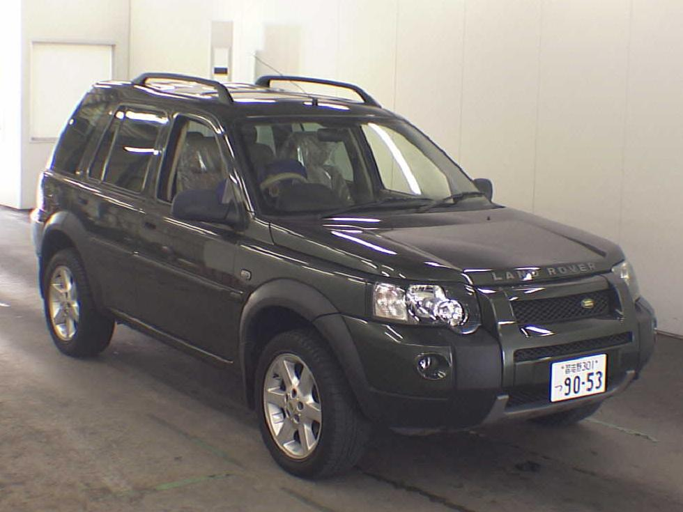 rover land rover freelander 2005 used for sale freelander. Black Bedroom Furniture Sets. Home Design Ideas