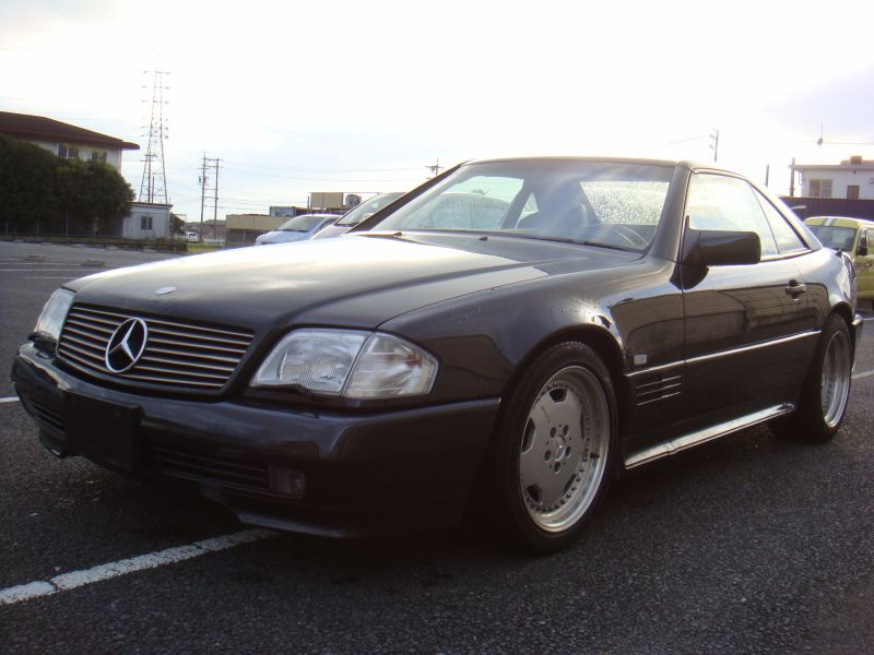 Mercedes benz sl500 1994 used for sale for Used mercedes benz sl500 for sale