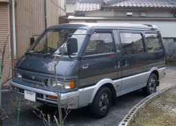Mazda Bongo Wagon used car