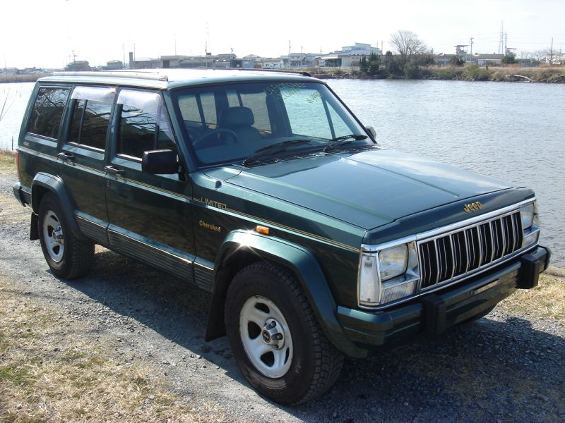 jeep cherokee limited 1994 used for sale. Black Bedroom Furniture Sets. Home Design Ideas