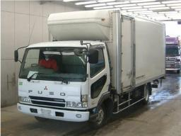 Used Mitsubishi Fuso Fighter Refrigerator
