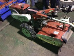 Used Mitsubishi Tiller Tractor