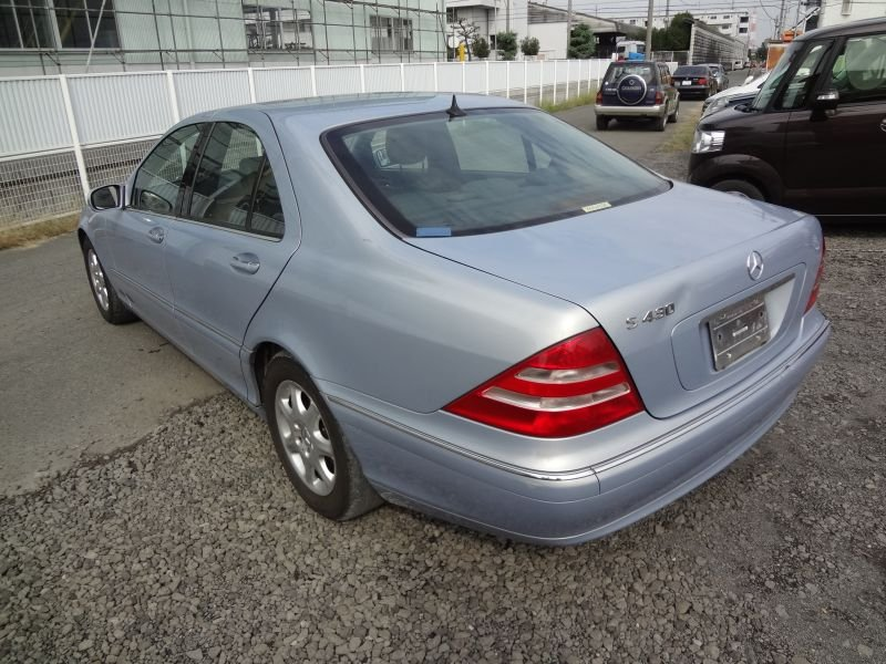 Mercedes benz s430 2002 used for sale for 2002 mercedes benz s430 parts