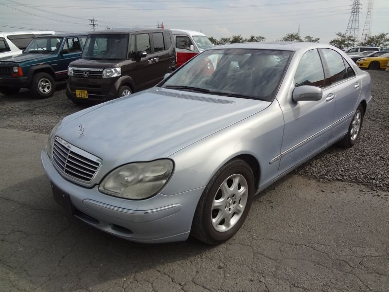 mercedes benz s430 2002 used for sale