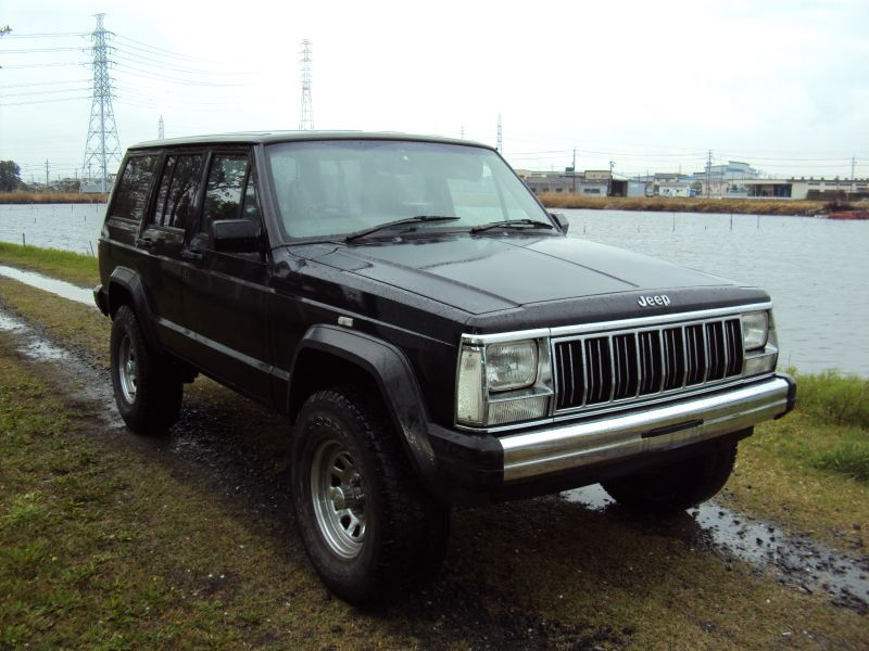 jeep cherokee 4wd sport 1995 used for sale. Black Bedroom Furniture Sets. Home Design Ideas