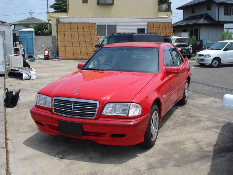 Mercedes Benz C200 C Class 1998 Used For Sale