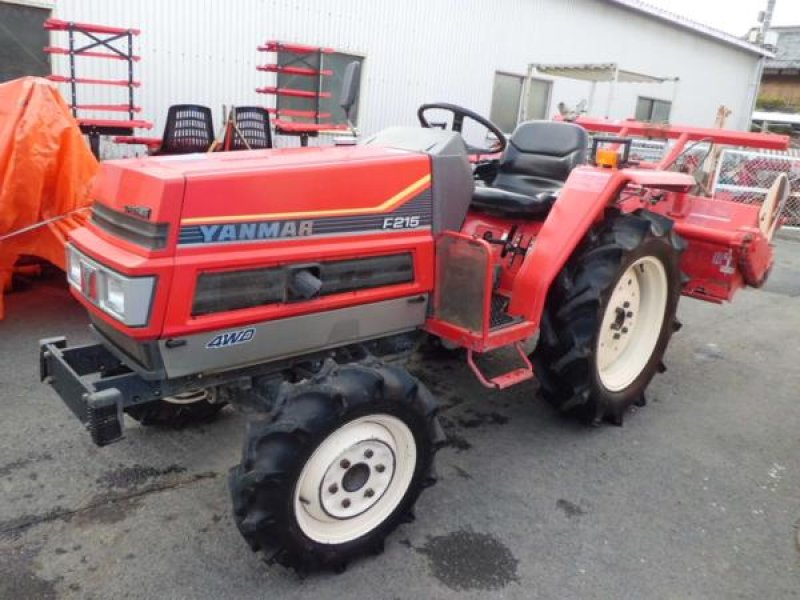 Yanmar Tractor F215 N A Used For Sale