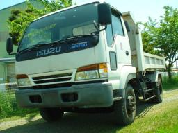 Used Isuzu FOWARD
