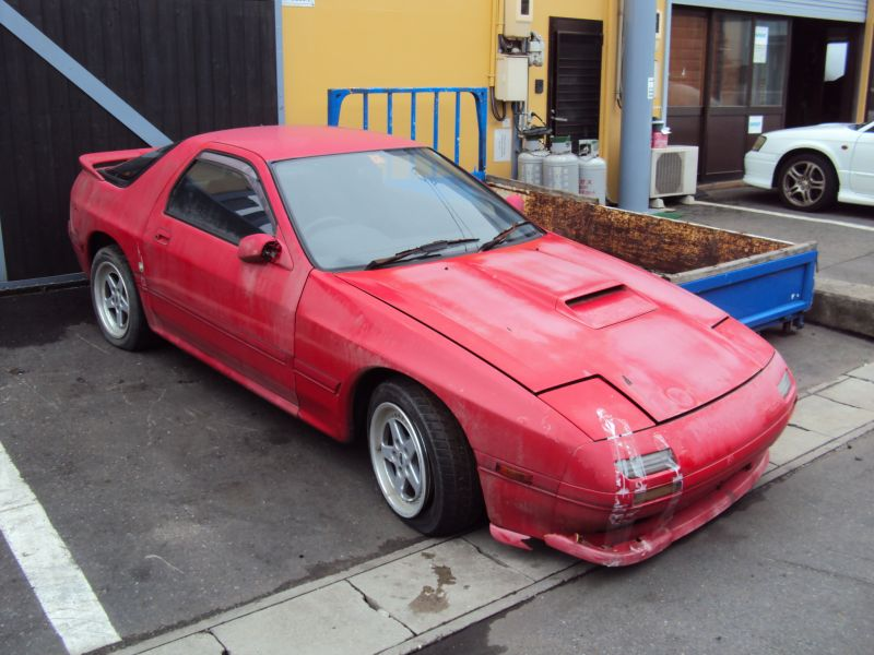 Mazda Savanna Rx 7 1989 Used For Sale
