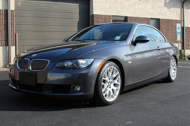 bmw 3 series sport convertible 2008 used for sale. Black Bedroom Furniture Sets. Home Design Ideas