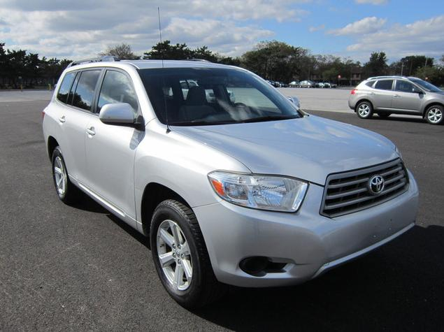 toyota highlander 2008 used for sale. Black Bedroom Furniture Sets. Home Design Ideas