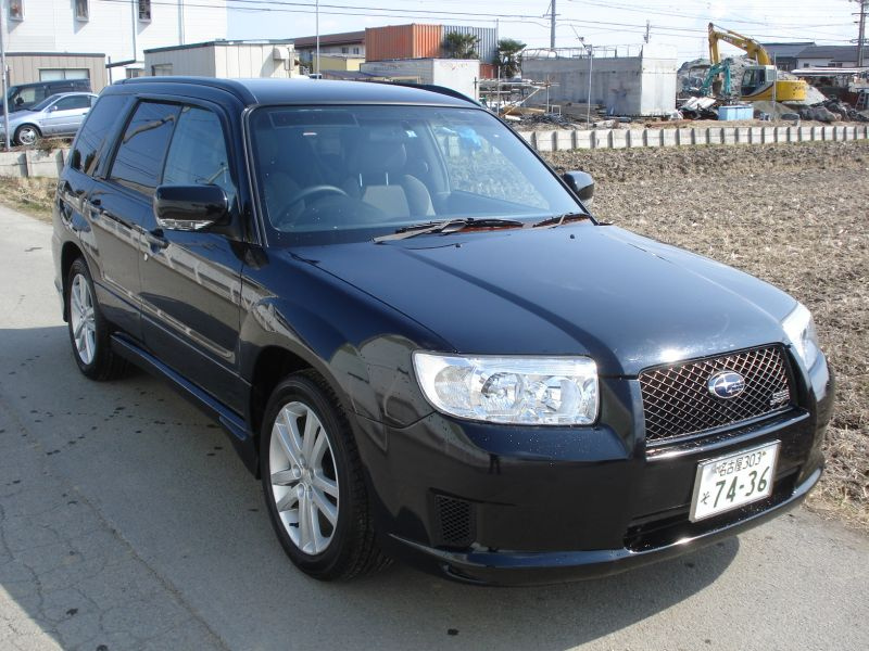 Subaru Forester Cross Sports 2006 Used For Sale