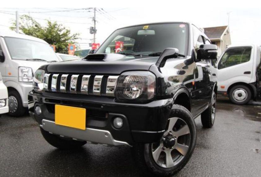 Suzuki Jimny For Sale Sydney