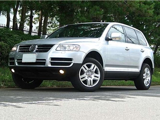 volkswagen touareg v6 2006 used for sale. Black Bedroom Furniture Sets. Home Design Ideas