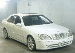 Mercedes-Benz S320 used car