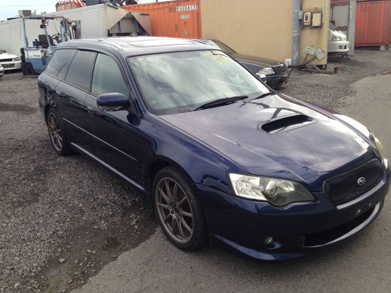 subaru legacy wagon 2 0gt spec b 2005 used for sale. Black Bedroom Furniture Sets. Home Design Ideas