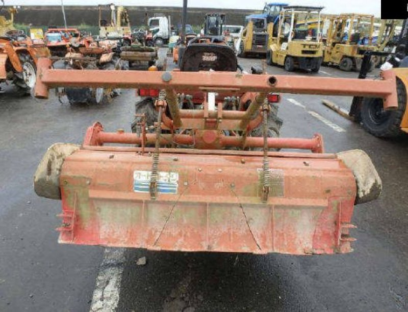 Yanmar Salvage Tractor Parts : Yanmar tractor fx d n a used for sale