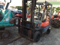 Used Toyota 1.8Forklift