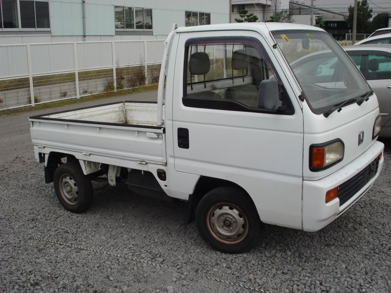 honda acty truck sd x 4wd 1990 used for sale. Black Bedroom Furniture Sets. Home Design Ideas