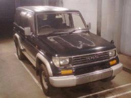 Toyota LAND CRUISER PRADO used car