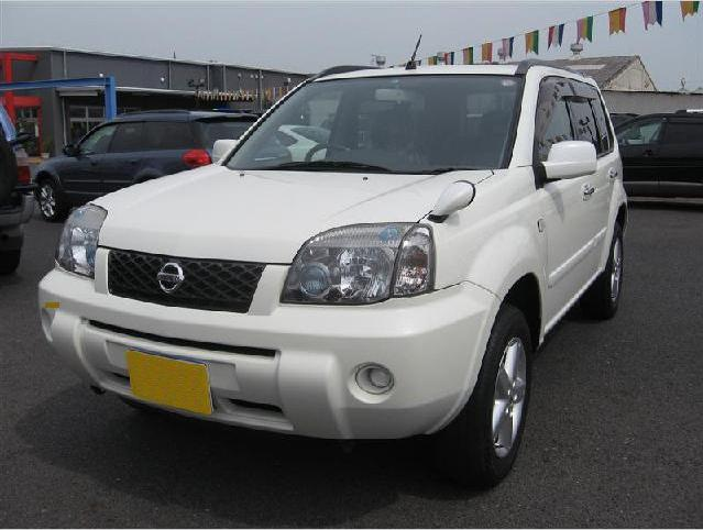 nissan x trail 2003 used for sale. Black Bedroom Furniture Sets. Home Design Ideas