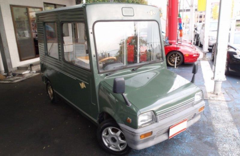 Daihatsu Mira VAN, 1989, Used For Sale