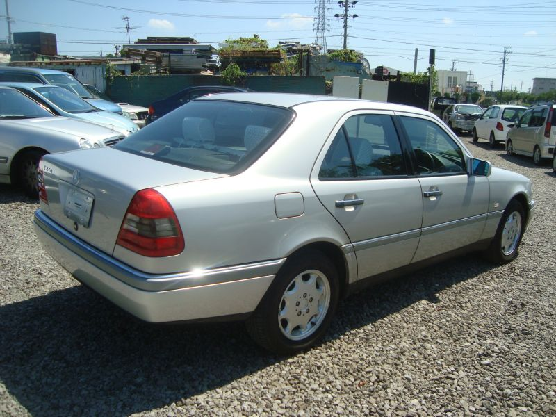 Mercedes benz c230 1997 used for sale for Mercedes benz c230 performance parts