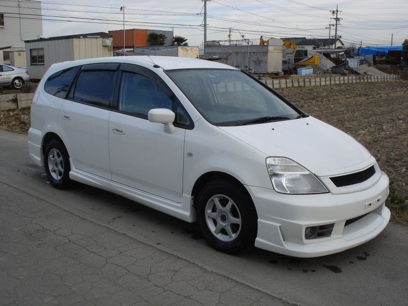Honda Stream L, 2002, used for sale