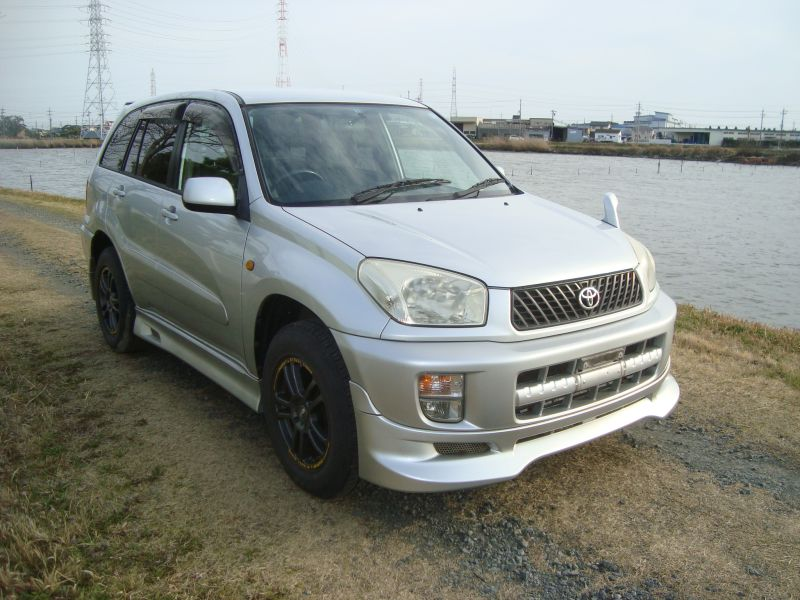 toyota rav4 x g 2001 used for sale. Black Bedroom Furniture Sets. Home Design Ideas
