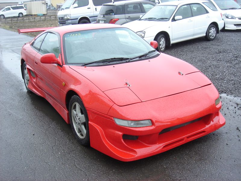 Used Cars For Sale In Winnipeg >> Toyota MR2 , 1997, used for sale