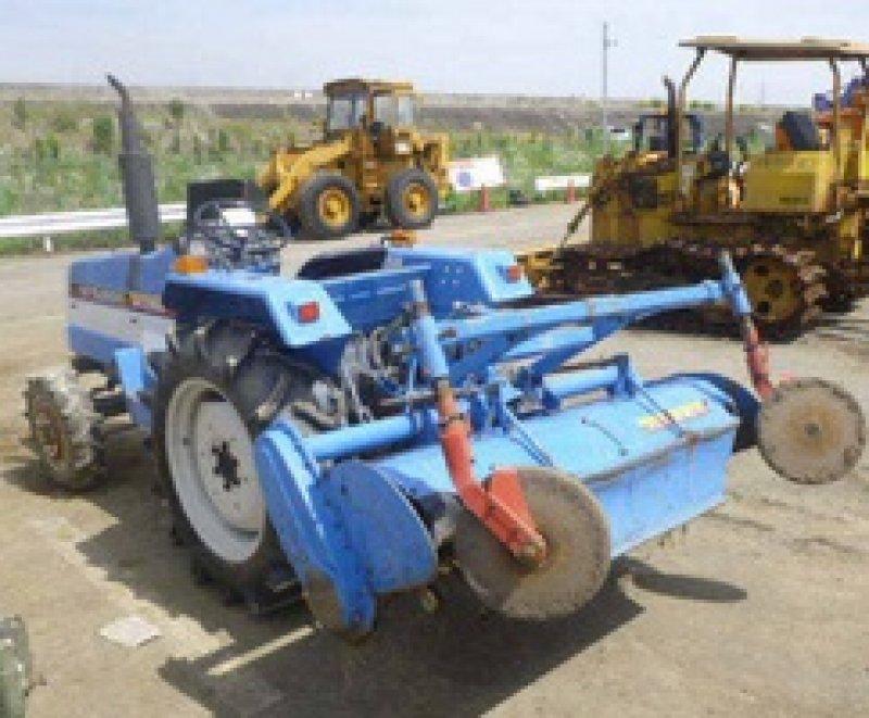 Mitsubishi Tractor Parts : Mitsubishi tractor mt d n a used for sale