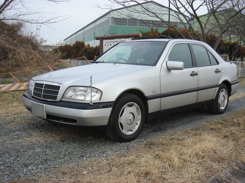 Mercedes Benz C200 1995 Used For Sale