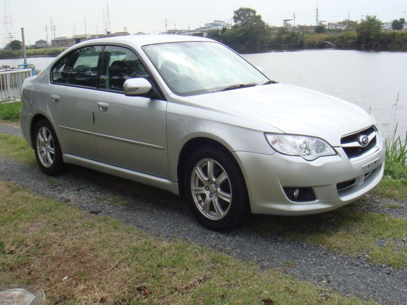 subaru legacy b4 2007 used for sale. Black Bedroom Furniture Sets. Home Design Ideas
