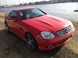 Used Mercedes-Benz SLK230