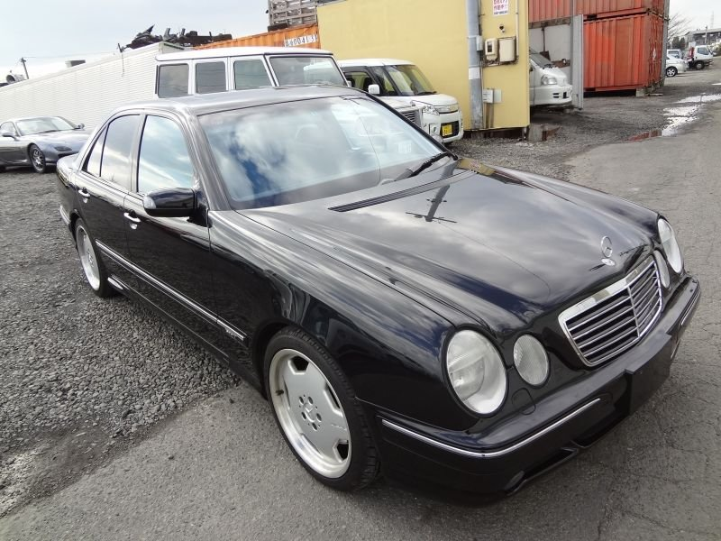 Mercedes Benz E Class E55 Amg 2000 Used For Sale