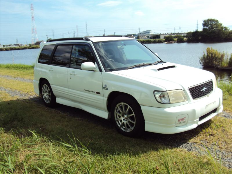 Subaru Forester S Tb Sti 4wd 2000 Used For Sale