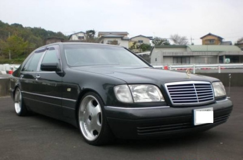 Mercedes benz e class 140032m 1997 used for sale for Used mercedes benz e class for sale