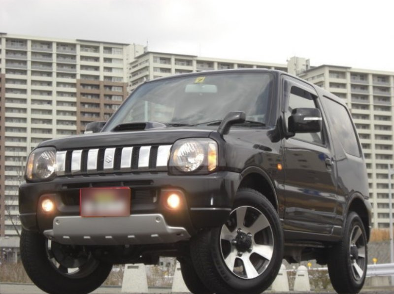suzuki jimny 4wd turbo 2010 used for sale. Black Bedroom Furniture Sets. Home Design Ideas