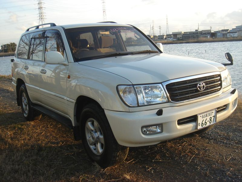 toyota land cruiser vx ltd 1998 used for sale. Black Bedroom Furniture Sets. Home Design Ideas
