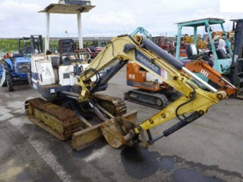 Yanmar Excavator & Bulldozer , N/A, used for sale