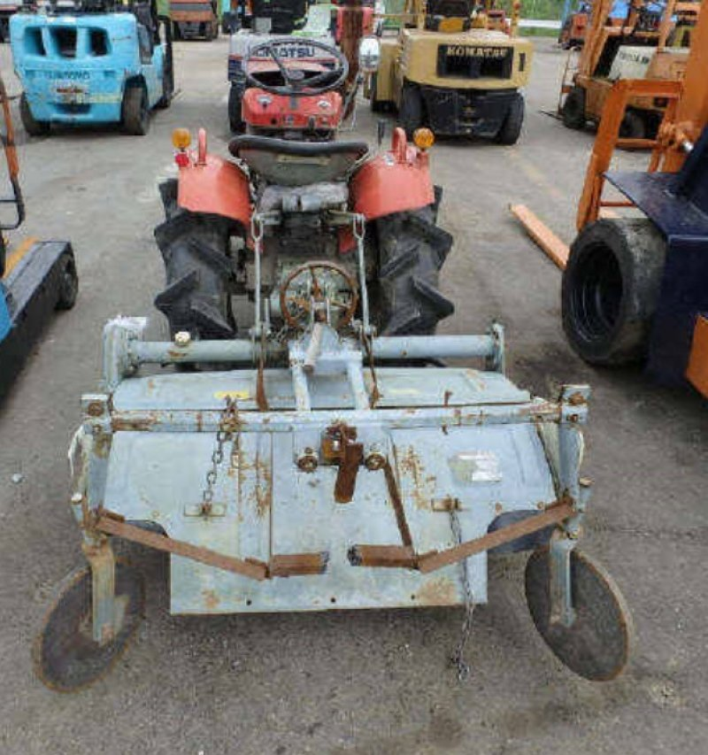 Yanmar Salvage Tractor Parts : Yanmar tractor ym d n a used for sale